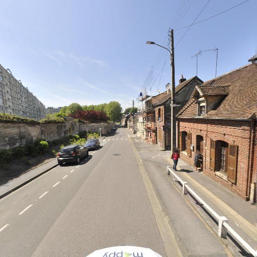 Paroisse Notre Dame Du Thil - Église catholique - Beauvais