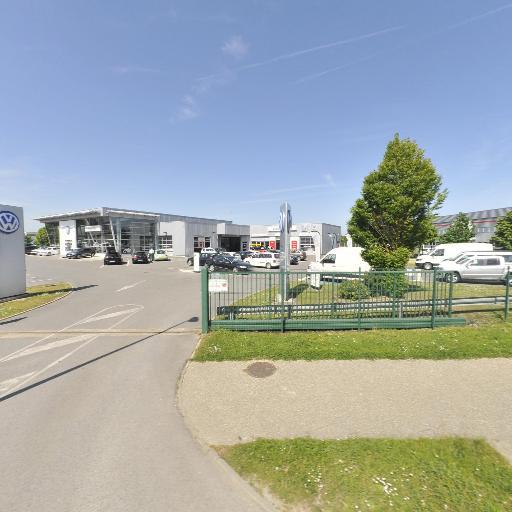 Volkswagen Groupe Gueudet Concessionnaire - Concessionnaire automobile - Beauvais