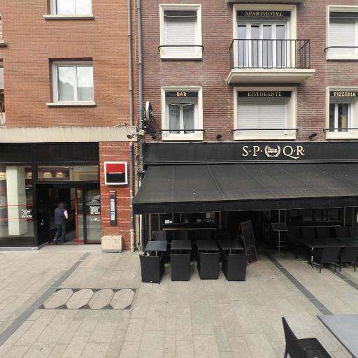 Stqr - Restaurant - Beauvais