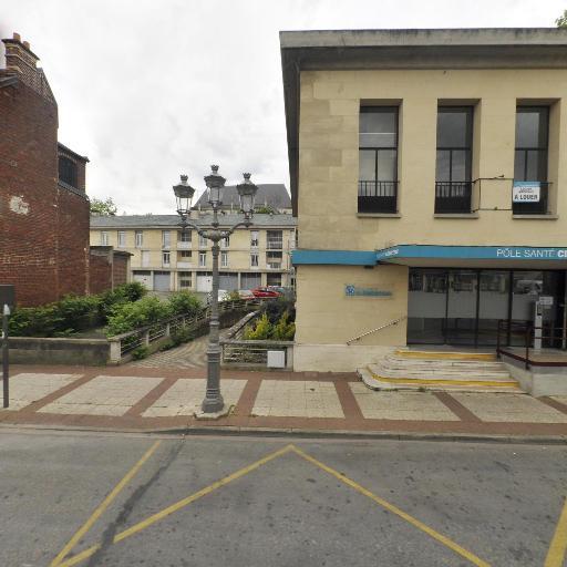 Parking Indigo Hôtel De Ville - Parking public - Beauvais
