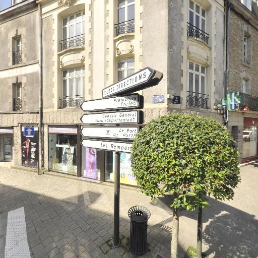 Mucchielli Juliette - Conseil en communication d'entreprises - Vannes