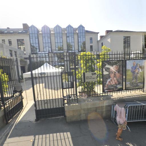Département de Loire-Atlantique, conseil départemental - Centre médico-social - Nantes