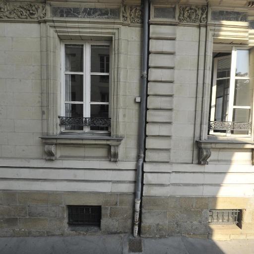 Hôtel Urvoy de Saint-Bedan - Attraction touristique - Nantes