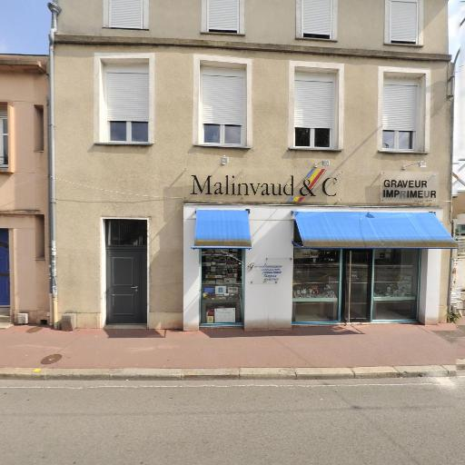 Malinvaud Et Cie - Mobilier de bureau - Limoges