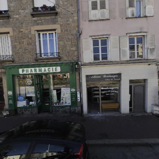 Pharmacie des Carmes - Pharmacie - Limoges