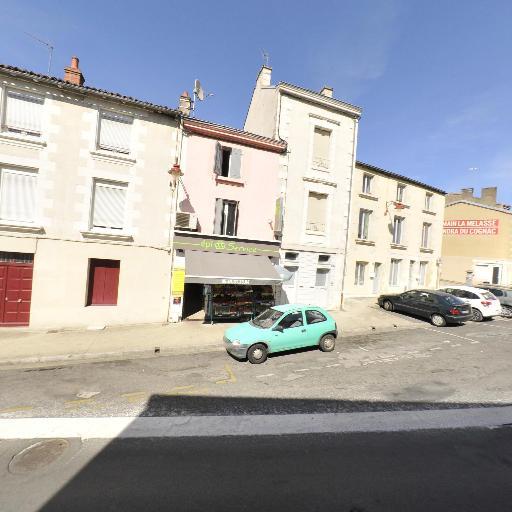 Nbs - Alimentation générale - Poitiers