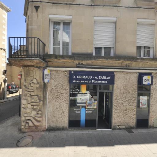 GAN ASSURANCES Delphine BOUTRON - Agent général d'assurance - Poitiers