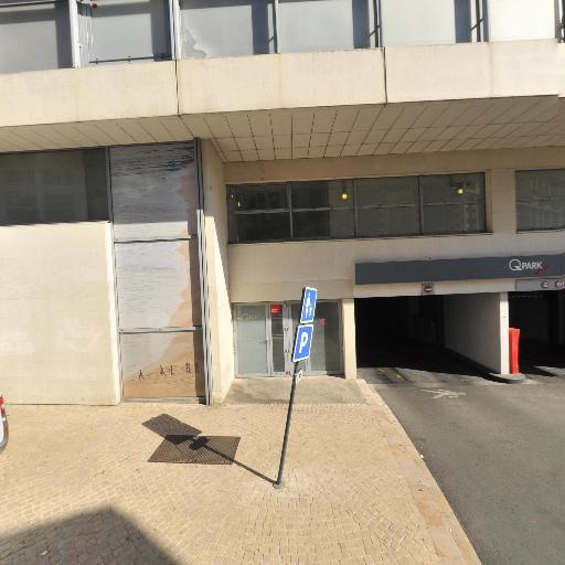 Parking Q-Park Les Cordeliers - Parking public - Poitiers