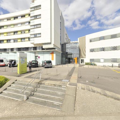 Hôpital Privé du Confluent - Service Scanner - Centre d'imagerie médicale IRIS GRIM - Site de NANTES - Centre de radiologie et d'imagerie médicale - Nantes