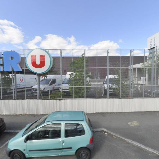 Super U - Station-service - Nantes