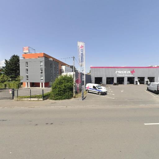 Profil plus - Centre autos et entretien rapide - Nantes
