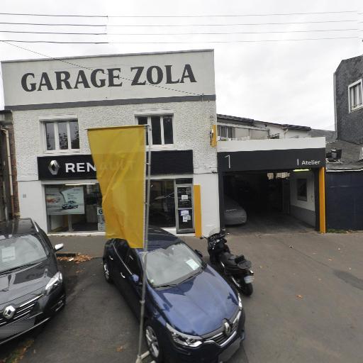 Garage Zola - Vente et réparation de pare-brises et toits ouvrants - Nantes