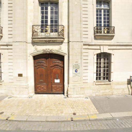Chambre de commerce et d'industrie de Touraine - Chambre de Commerce, d'Industrie, de Métiers, d'Artisanat, d'Agriculture - Tours