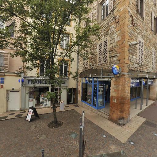 France Loisirs - Librairie - Mâcon