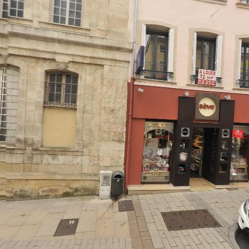 Hôtel Senecé - Attraction touristique - Mâcon