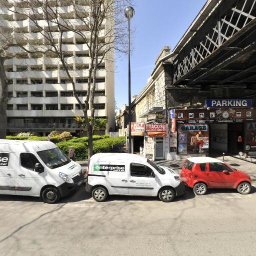 Enterprise - Location d'automobiles de tourisme et d'utilitaires - Paris