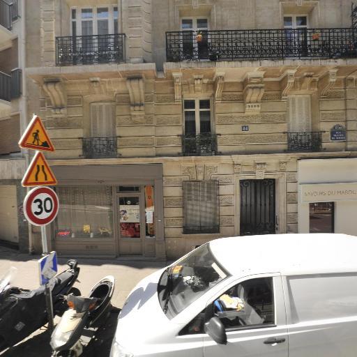 La Gazelle d'Or - Pâtisserie - Paris