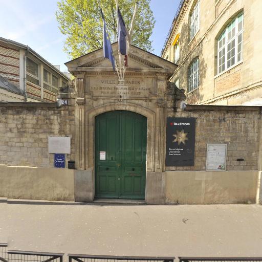 Lycée Roger Verlomme - Lycée - Paris
