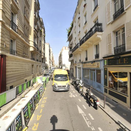 Moisan Fondary - Boulangerie pâtisserie bio - Paris