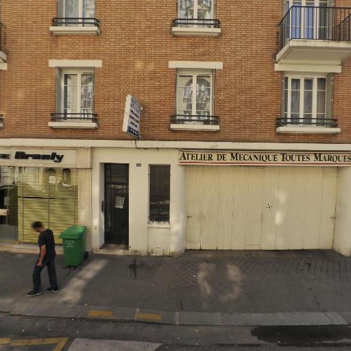 Garage Branly - Carrosserie et peinture automobile - Paris