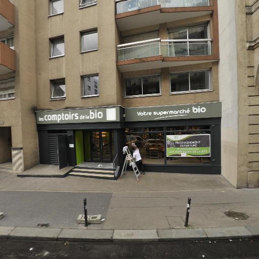 Les Comptoirs de la Bio - Grossiste alimentaire : vente - distribution - Paris