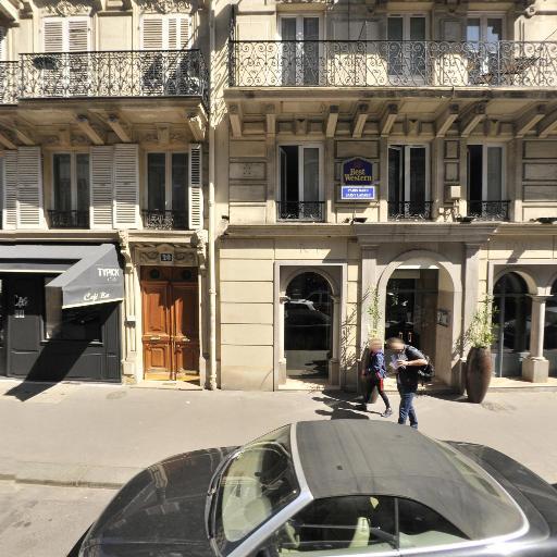 Best Western Paris Gare Saint Lazare - Restaurant - Paris