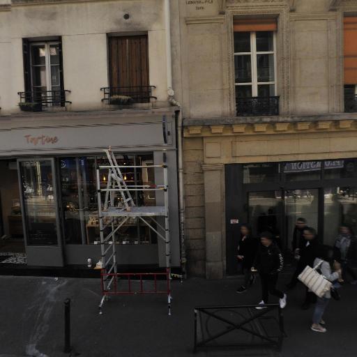 Auclair Catherine - Courtier en marchandises - Paris
