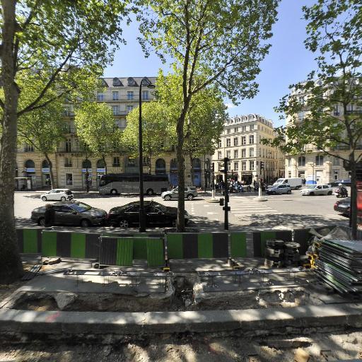 Station Vélib' Malesherbes - Place de la Madeleine - Vélos en libre-service - Paris