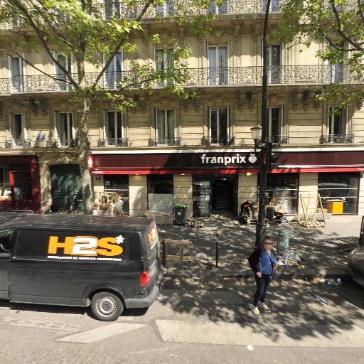 Franprix Paris - Supermarché, hypermarché - Paris