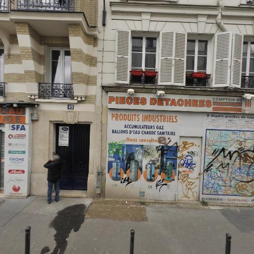 Comptoir du Chauffe-Eau - Bricolage et outillage - Paris