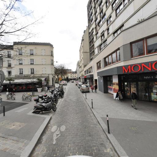 Sur la Braise - Restaurant - Paris