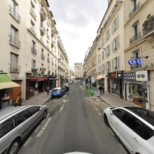 Brouillet Virginie et Postic Alice - Masseur kinésithérapeute - Paris