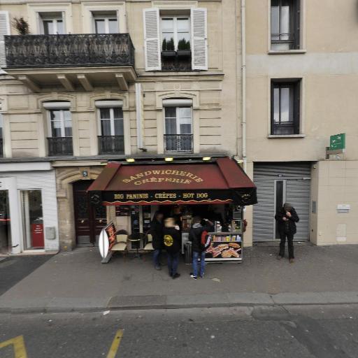 Cretu Rodica - Entreprise de maçonnerie - Paris