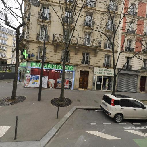 Emilie Pernet - Soins hors d'un cadre réglementé - Paris