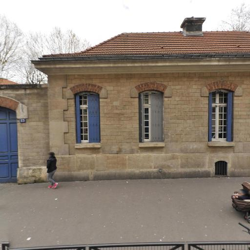 E.M.PU VOLONTAIRES 17 rue des Volontaires - École maternelle publique - Paris