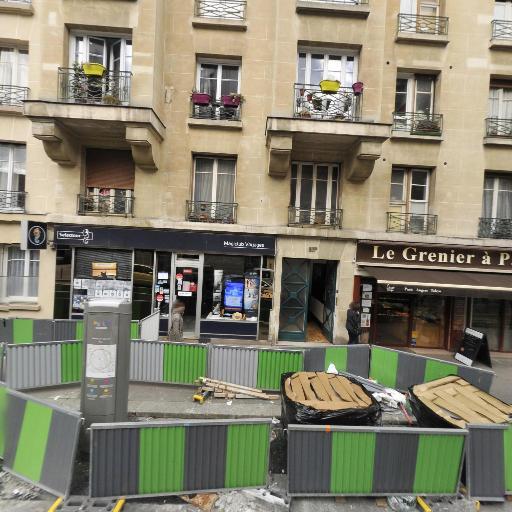 Le Grenier à Pain St Amand - Boulangerie pâtisserie - Paris