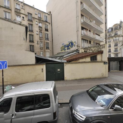 Station Vélib' Saint-Amand - Labrouste - Vélos en libre-service - Paris