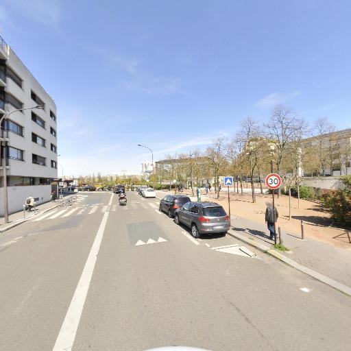 Citroën Cevennes - Parking public - Paris
