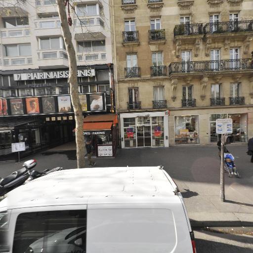 Marie Bourgeon - Ostéopathe - Paris