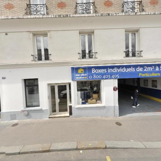 Une Pièce En Plus - Garde-meubles - Paris