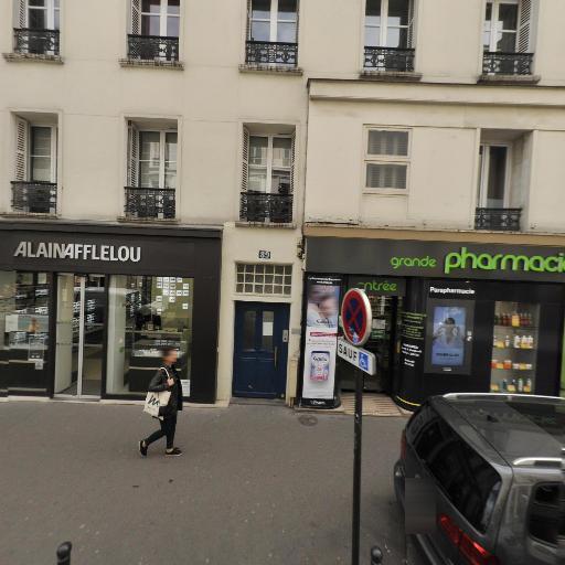 L'Univers de l'Ostéo-massage - Soins hors d'un cadre réglementé - Paris
