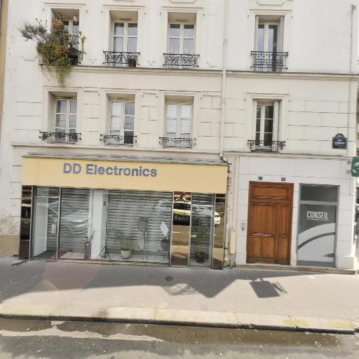 DD Electronics - Vente et installation d'antennes de télévision - Paris