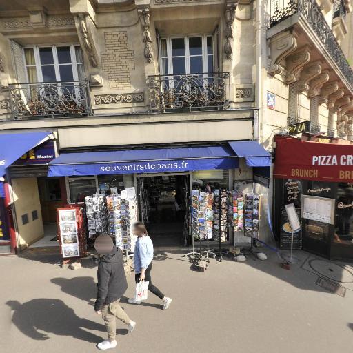 Les Souvenirs De Paris - Cadeaux - Paris