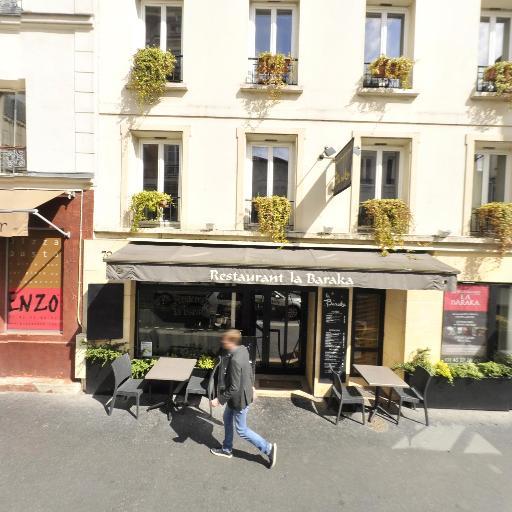 La Baraka - Hôtel - Paris