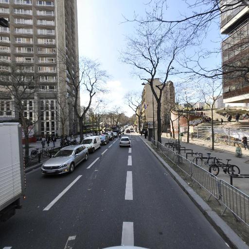 Asl Olympiades - Agence immobilière - Paris