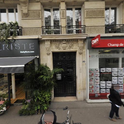 Etablissements Caruel - Pompes funèbres - Paris