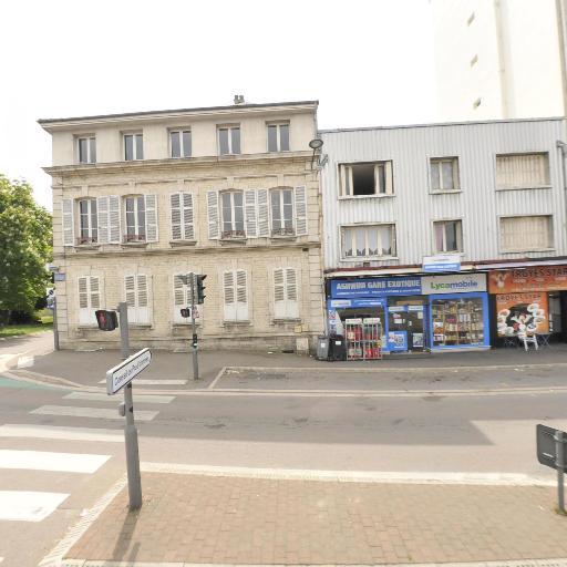 Ashwini Gare Exotique - Alimentation générale - Troyes