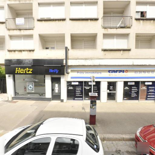 Cafpi - Crédit immobilier - Troyes