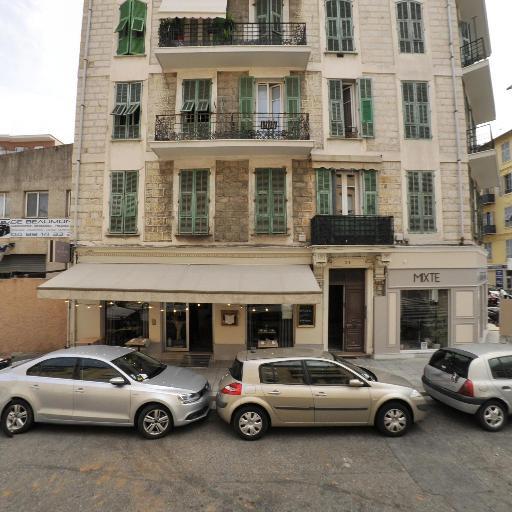 L a Roustide - Restaurant - Nice