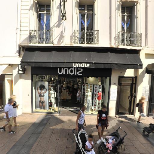 Undiz - Lingerie - Cannes